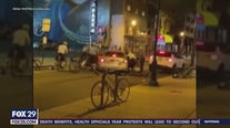 Philadelphia bike cop struck in hit-and-run