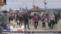 People flock down the shore for Memorial Day weekend