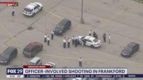 Philadelphia police investigate officer-involved shooting in Frankford