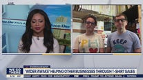 'Wider Awake' helps other businesses through t-shirt sales
