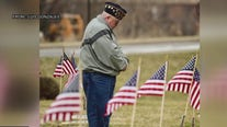 Company granted waiver to distribute flags for veterans' graves on Memorial Day