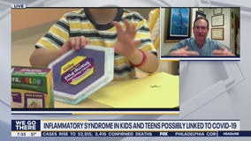 Inflammatory syndrome in kids and teens possibly linked to COVID-19