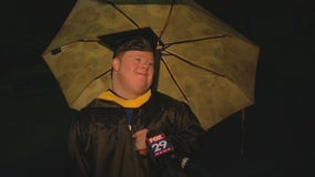 Drive-by parade held for graduates of RAM initiative at WCU