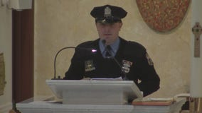 Son of fallen Philadelphia SWAT Sgt. James O'Connor reflects on family
