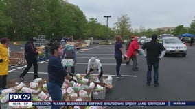 Food Bank of South Jersey helps those in need during COVID-19 crisis