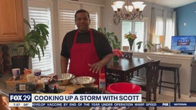 Cooking up a storm with Scott Williams