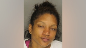 Police: Woman whose car was towed set police car ablaze
