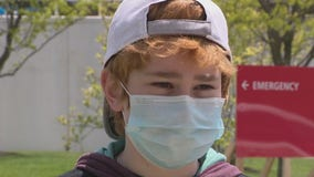 Delaware County teen raises money to treat hospital workers to lunch