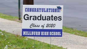 Murphy: NJ schools can hold outdoor graduations for class of 2020 starting July 6