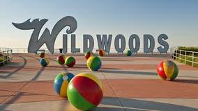 Wildwood reopens beaches, boardwalks under strict guidelines