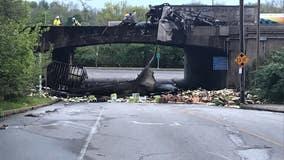 Police: Stolen car reverses into tractor-trailer in fatal 1-76 crash