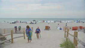 Avalon, Stone Harbor to reopen beaches Friday for exercise, fishing