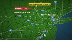 Roughly 315 acres burn at state park in eastern Pennsylvania