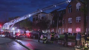 Dozens of residents displaced after 3-alarm fire at Delaware apartment complex