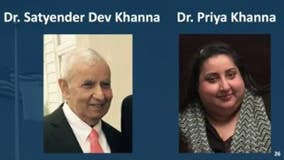 Father and daughter, both doctors, pass away from coronavirus in New Jersey