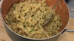 Cooking Up A Storm: Scott's Quick Pantry Pasta Entrée