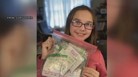 12-year-old Berks County girl makes hundreds of masks for first responders and essential workers