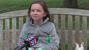 6-year-old girl's donation to Grand View Hospital inspires thousands of dollars in donations