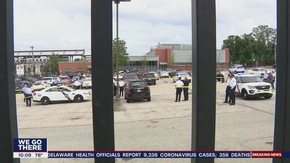 Police: Officer fatally shoots armed suspect chasing SEPTA employee in Frankford