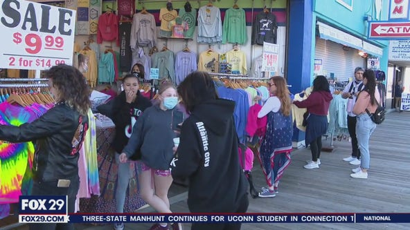 Businesses down the shore suffering due to coronavirus