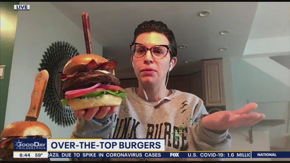 P'unk Burger showcases over-the-top, must try burgers
