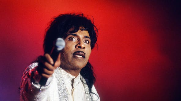 Little Richard statue to be erected outside childhood home in Georgia