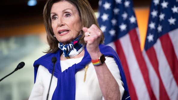 House Republicans sue Pelosi in bid to stop proxy voting amid coronavirus concerns