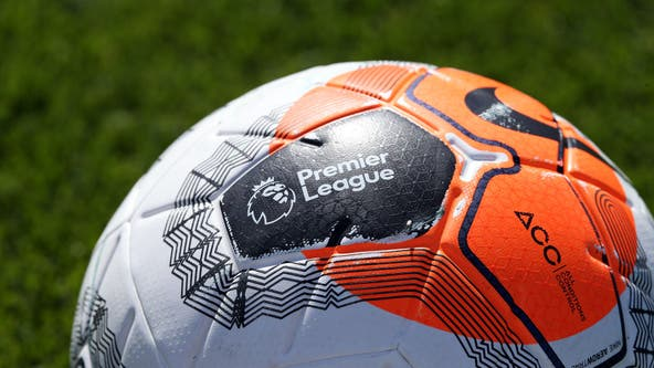 Premier League plans June 17 restart after 100-day shutdown
