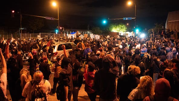 Protests rock United States over George Floyd's death
