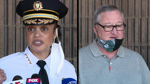'We all need to stand together': City leaders denounce violence, encourage peaceful protests in Philadelphia