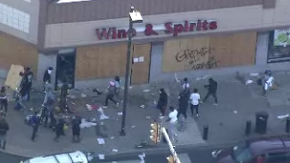 Mandatory curfew to go into effect Sunday in Upper Darby Township as crowds loot, vandalize stores