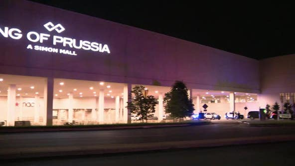 Looters target stores, boutiques at King of Prussia Mall
