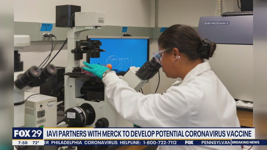 Local scientist works with team to develop potential coronavirus vaccine