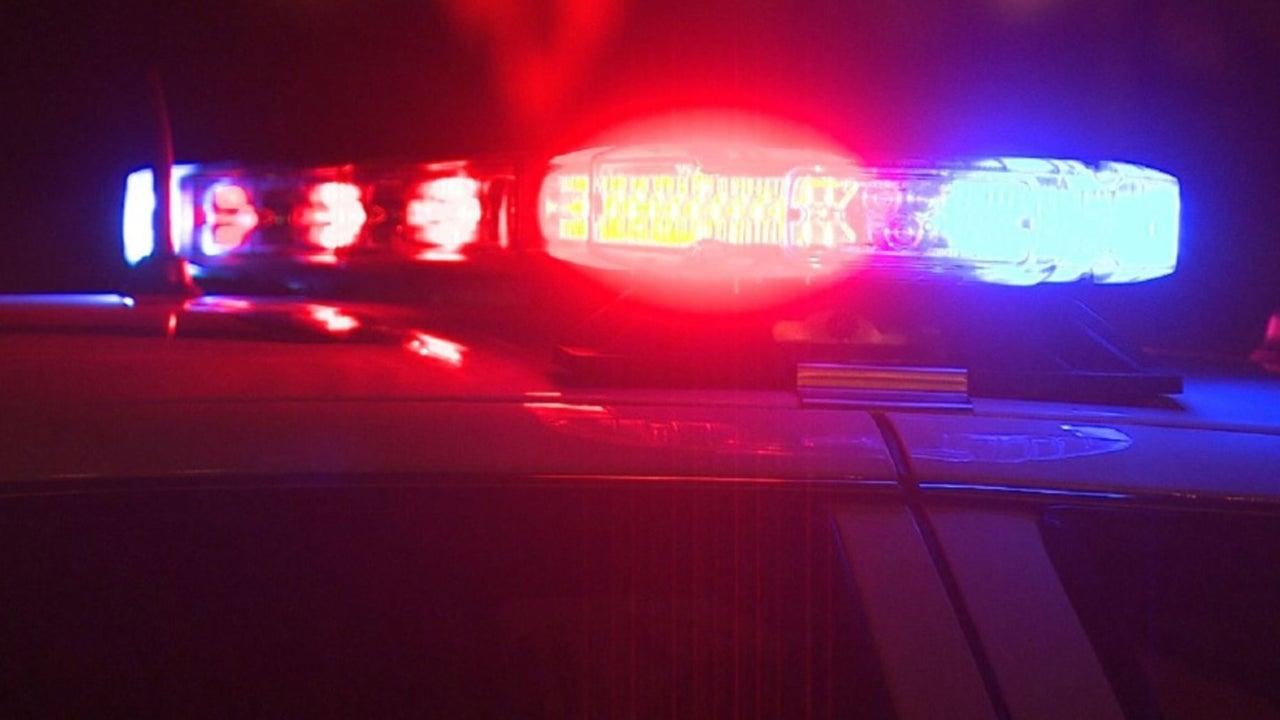 arrested after