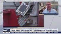 Former FBI agent on spate of ATM explosions in Philly