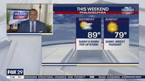 Weather Authority: 7-day forecast (Saturday AM update)