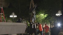 Frank Rizzo statue removed from plaza, South Philly mural to be replaced