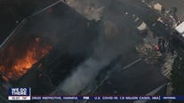 Residents displaced following 3-alarm blaze in Northeast Philadelphia