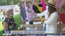 Swimwear trends for the summer