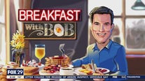 Breakfast With Bob: Sweetbriar Ice Cream and Cade