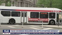 SEPTA riders must wear face coverings starting on Monday, June 8