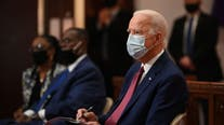 Biden meets with black leaders at Delaware church amid unrest