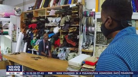 Black-owned business hit by looters, owner remains optimistic
