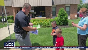 Cinnaminson police build relationships with the community, encourages kids to interact