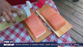 Cooking Up a Storm: Scott's Grilled Salmon Salad