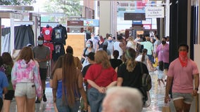 Eager shoppers happy as Cherry Hill Mall reopens