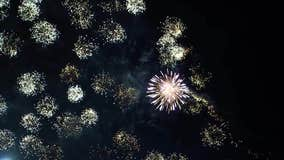 Officials worry fireworks display cancellations could lead to more injuries at home