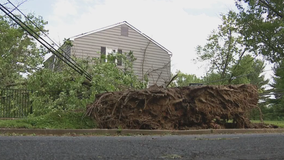 Camden County residents hit hard by severe thunderstorms Wednesday