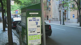 PPA resumes metered parking enforcement in Center City, University City