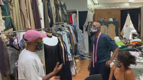 Black-owned business hit by looters; owner remains optimistic